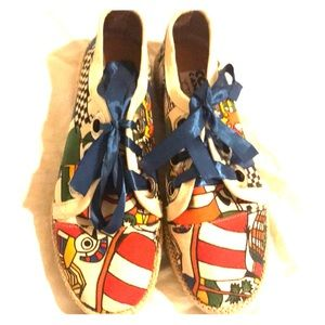 Fernando Llort Shoes from Coco Canela